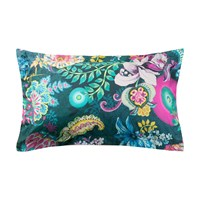 Desigual Paisley Bloom Pillowcase 50X80cm