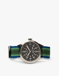 Timex Scout Brook In Steel
