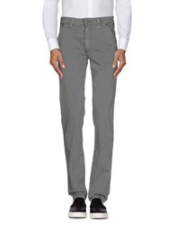 Heavy Project Trousers Casual Trousers Men Grey