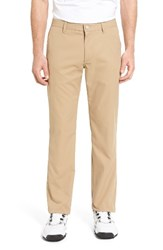 Bonobos Men's Highland Slim Fit Golf Pants Khaki
