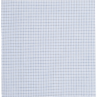 Simonnot Godard Grid Check Handkerchief Multi