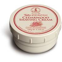 Taylor Of Old Bond Street Shaving Cream Bowl Cedarwood 150G