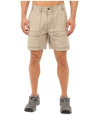 Royal Robbins Harborside Shorts Khaki Men's Shorts