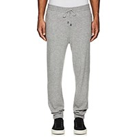 Barneys New York Cashmere Joggers Gray