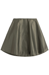 Marc By Marc Jacobs Taffeta Skirt