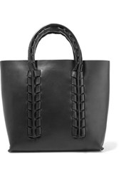 Rick Owens Leather Tote Black