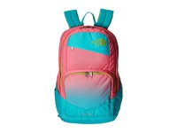 The North Face Wise Guy Backpack Cha Cha Pink Ion Blue Backpack Bags