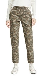 Current Elliott The Confidant Pants Camo