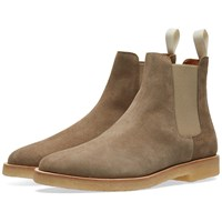 Common Projects Woman By Chelsea Boot Neutrals