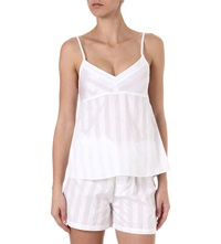 Bodas Cotton Camisole White