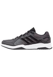 Adidas Performance Duramo 8 Trainer Sports Shoes Core Black White