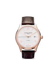 Frederique Constant Classics Index Automatic 40Mm White