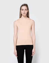 Acne Studios Leya C Stre In Light Sand