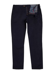 Ted Baker Canny Classic Fit Chinos Navy