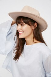 Free People Womens Drifter Felt Hat