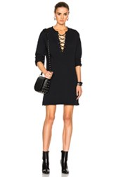 Blk Dnm Sweatshirt 47 Dress In Black