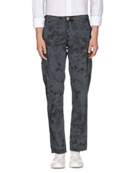 Marville Trousers Casual Trousers Men Lead
