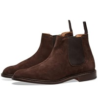 Tricker's Roxbury Chelsea Boot Brown