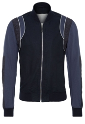 Filippa K Will Summer Jacket Navy Dark Blue