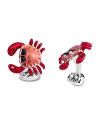 Deakin And Francis Enamel Crab Cuff Links