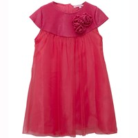 Cutie And Cool Lea Tulle Organza Dress Pink Purple