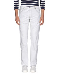Gas Jeans White