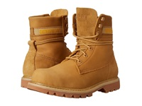 Caterpillar Casual Colorado Slouch Honey Reset Women's Lace Up Boots Beige