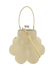 Simone Rocha Cloud Tote Bag Gold