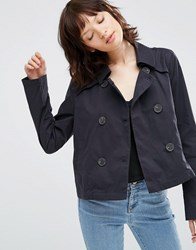 Only Capri Spring Jacket Night Sky Navy