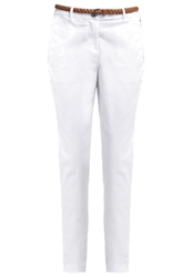 S.Oliver Smart Hipster Chinos White