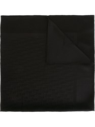 Christian Dior Dior Square Scarf Black