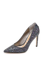 Sam Edelman Dea Pumps Midnight Winter Teal