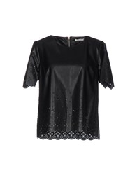 Darling Blouses Black