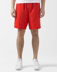 Lacoste Red Sports Shorts