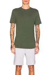 Cotton Citizen The John Tee Dark Green