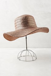 Anthropologie Sybil Floppy Hat Bronze