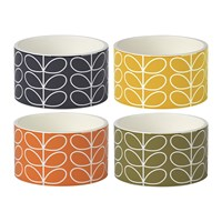 Orla Kiely Linear Stem Ramekins Set Of 4