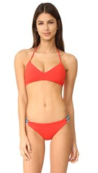 Basta Surf Zunzal Reversible Bungee Bikini Top Juice Bar