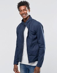 Tommy Hilfiger Denim Harrington Jacket In Navy Navy