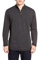 Howe Double Time Reversible Pullover Black