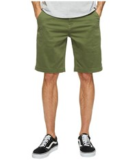 Publish Kavin Shorts Moss Men's Shorts Green