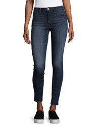 William Rast High Waisted Skinny Jeans Rustic New