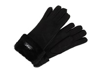 Ugg Classic Turn Cuff Glove Black Extreme Cold Weather Gloves