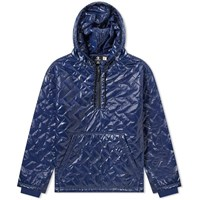 Converse X Pam Quilted Hoody Blue