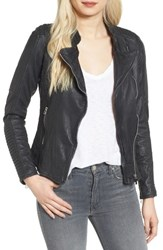 Goosecraft Women's Quilted Leather Jacket