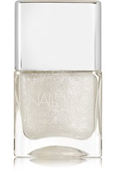 Nails Inc The Mindful Manicure Rainbow Top Coat Good Vibes Only Metallic