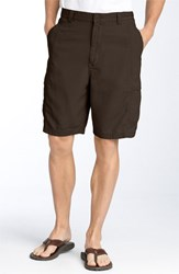 Men's Big And Tall Tommy Bahama 'Key Grip' Relaxed Fit Cargo Shorts Bean