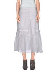 Pianurastudio Skirts 3 4 Length Skirts Women