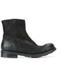 The Last Conspiracy 'Tyr' Boots Black