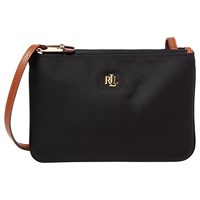 Ralph Lauren Tara Cross Body Bag Black